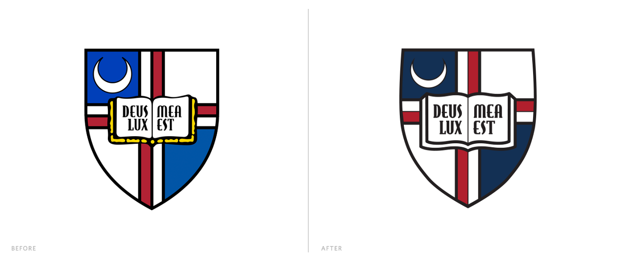 The Catholic University of America Coat of Arms - Krystal Duke