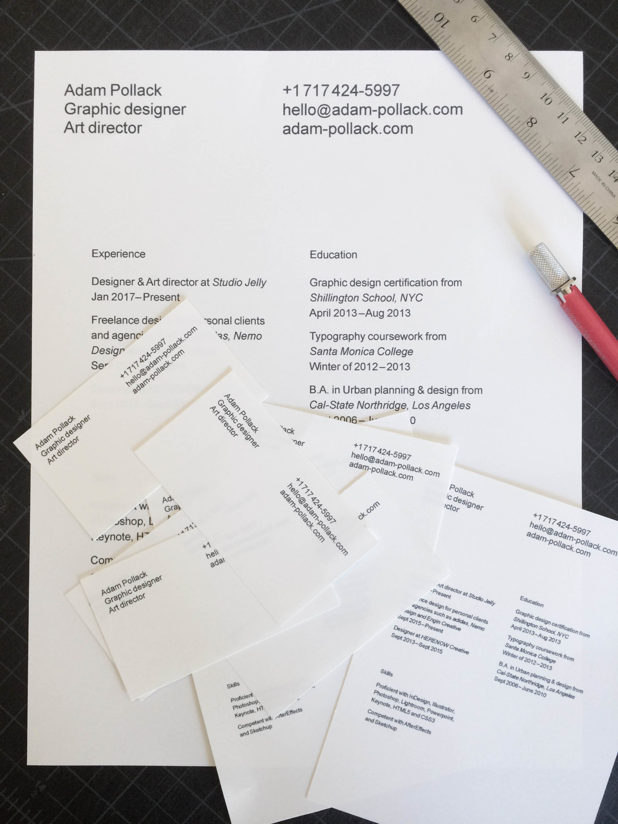Designer Resume Examples Picture Ideas References